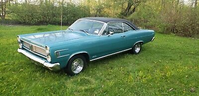 1967 Mercury Comet  1967 Mercury Comet Calinete 289, vgc and clean