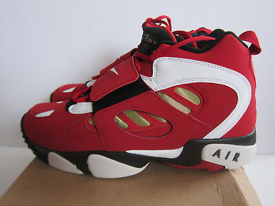 4be65b804bd1 Sale Nike Air Diamond Turf Ii 2 Sz 13 Deion Sanders 49Ers Varsity Red  487658-