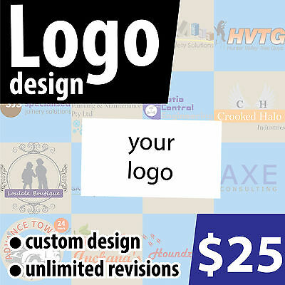 Business Logo Design by Designer with 20 years experience - Unlimited revisions