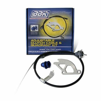 BBK Adjustable Clutch Cable and Quadrant Kit 16095 for 1996-2004 Mustang