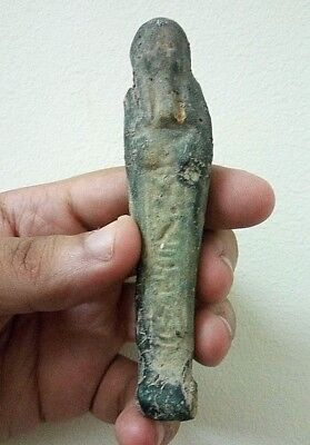 RARE ANCIENT EGYPTIAN USHABTI (Shabti) Statue Old Kingdom  3100-3050 BC