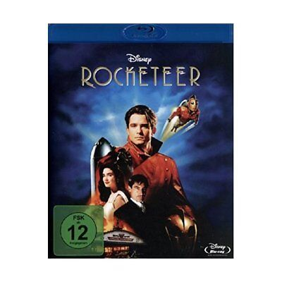 Blu-ray - Rocketeer - Bill Campbell, Jennifer Connelly, Paul Sorvino, Timothy Da