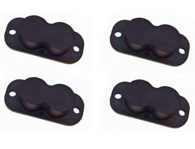 Pack Of 4 Tac-Mag  PRO Magnet with 25 lb Rating (4 PCS)