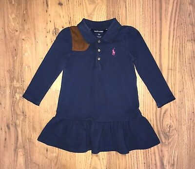 Ralph Lauren baby girls dress 12 months