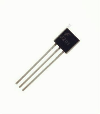 10Pcs J201 TO92 Jfet N-Channel Transistor 50A 40V US Stock x