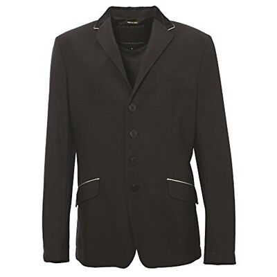 Mark Todd George Mens Competition Jacket Black (34) - Mt Horse Show Riding Wear