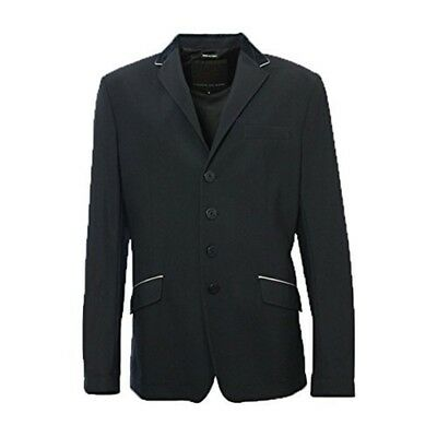 Mark Todd George Mens Competition Jacket Navy (36) - Mt Horse Show Riding Wear