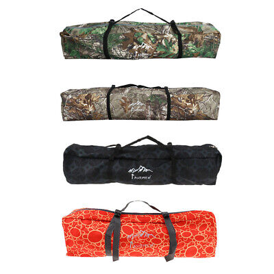 Multi-use Camping Tent Storage Case Carry Bag for Fishing Gear Dining Table