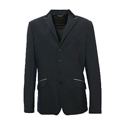 Mark Todd George Mens Competition Jacket Navy (34) - Mt Horse Show Riding Wear