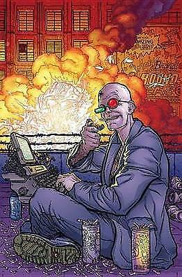Absolute Transmetropolitan Vol. 2, Ellis, Warren
