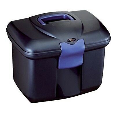 Protack Grooming Box Groß 166 Perl Mitternachtsblau - Large Tack Midnight Blue