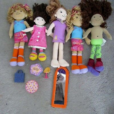 Groovy Girls Doll Wholesale Lot Toys Stuffed Animals