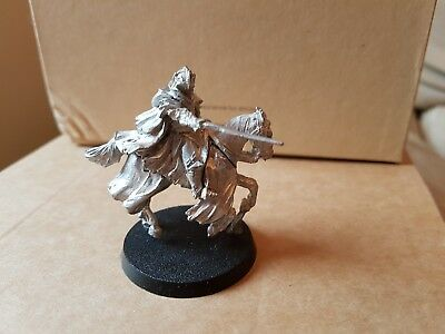 Warhammer LOTR - Lord Of The Rings - The Dark Marshall mounted - Ringwraith