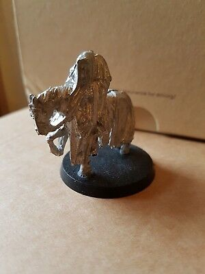Warhammer LOTR - Lord Of The Rings - The Tainted mounted - Ringwraith