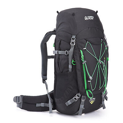 Backpack Hiking Backpack Touring Terra Peak Delta Trail 50 Various Colours