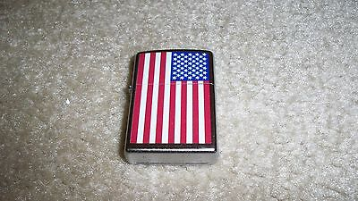 American Flag Zippo Lighter Brand New