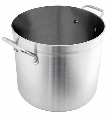 Crestware Aluminum Stock Pot; Capacity (Qt.): 24 - POT24