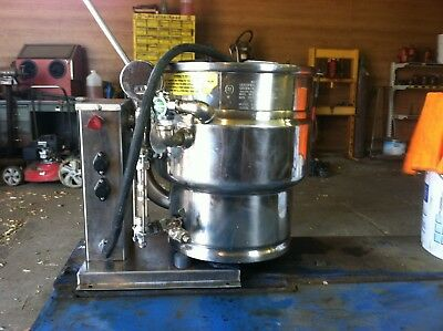 Groen Tdb/6-10 Steam Jacketed 10 Quart Kettle