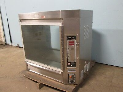 """HENNY PENNY - TR-8"" H.D. COMMERCIAL DIGITAL 208V/3Ph ELECTRIC ROTISSERIE OVEN"