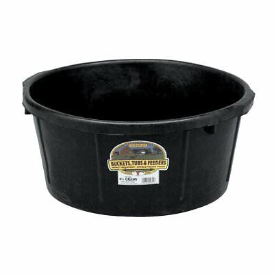 Little Giant Duraflex Rubber Water And Feed Pan And Tub - HP650