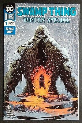 Swamp Thing Winter Special #1 DC Comics 2018 NM 1st Print Tom King Wein
