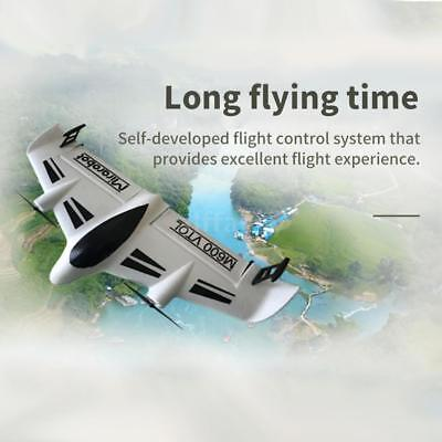 600mm Wingspan Remote Control Glider Fixed Wing 3 type Receiver Airplane X1H9