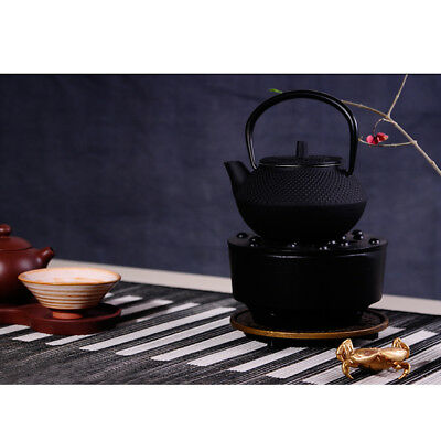 Japanese Cast Iron Tea Teapot Mini Tea Kettle Small Tetsubin 50ml Gifts
