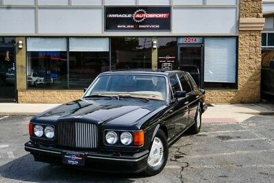 1993 Bentley Brooklands  low mile free shipping warranty collector exotic classic clean carfax finance