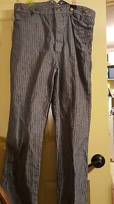 Frontier Classic Old West Clothing, Men's Trousers, Used