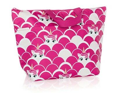 SOLD OUT ☆ Thirty-One Thermal Tote UNICORN DREAMS lunch box bag ☆ NWT