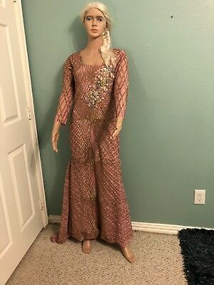 Brand new long  tail style maxi from karachi