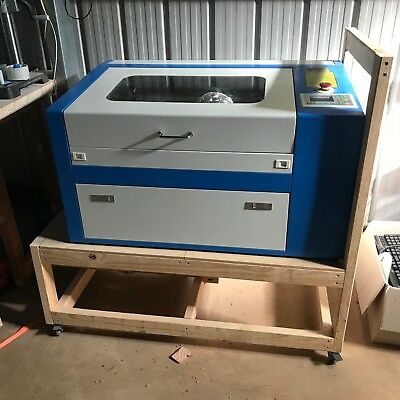 50W Laser Engraving Cutting Machine CO2 Engraver USB Network RDWorks (in Aus)