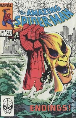 Amazing Spider-Man (1st Series) #251 1984 VG/FN 5.0 Stock Image Low Grade