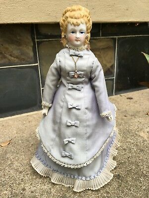 Lovely Antique Parian Doll