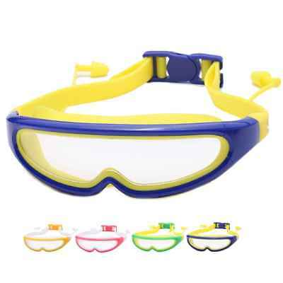 Kids Children Safety Waterproof Anti Fog Swim Swimming Pool Goggles Glasses