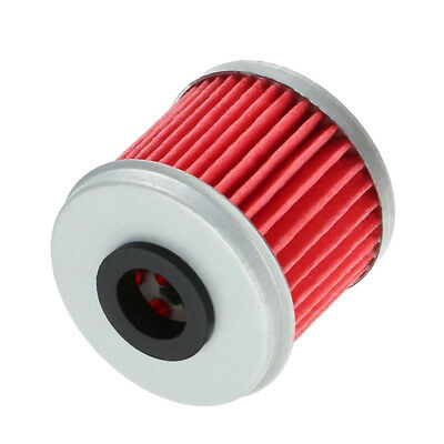 Red Oil Filter for Honda TRX450R TRX450ER CRF150R CRF250R CRF250X