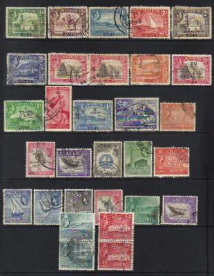 Aden 1939-1953 Used Selection Cat £25+