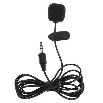 8pcs Mini Mic Audio Microphone Cable For Cctv Security Camera With