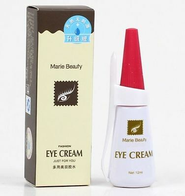 FD4928 False Eyelash Adhesive Double Eyelid Glue Clear Transparent Makeup 12ml