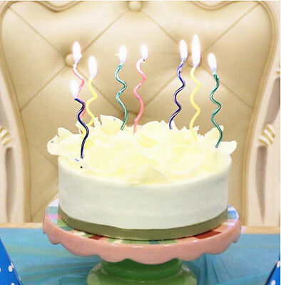 FD3117 Wedding Holiday Candles Toothpick Cake Candles Party Decoration X'mas