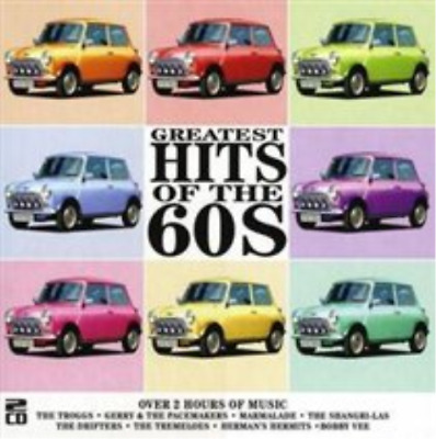 Various Artists-Greatest Hits of the 60's  (UK IMPORT)  CD NEW