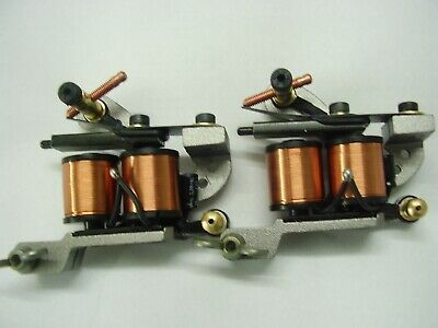 Tattoo Machines Colour Packer & Cut Back Liner.set Up And Tuned,Carbon Steel