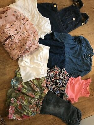 Girls Next Summer Clothes Bundle Age 5-6 Years