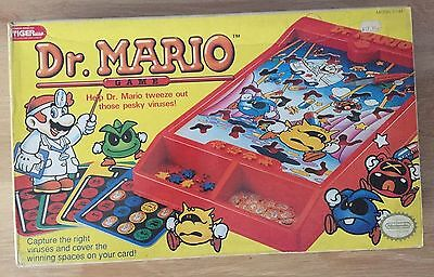 Ultra Rare BRAND NEW Nintendo Dr Mario Board Game. Tiger 1991