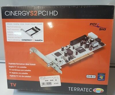 Terratec Cinergy S3 PCI HD