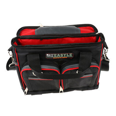 Multi-functional Electrician Tool Bag with Box