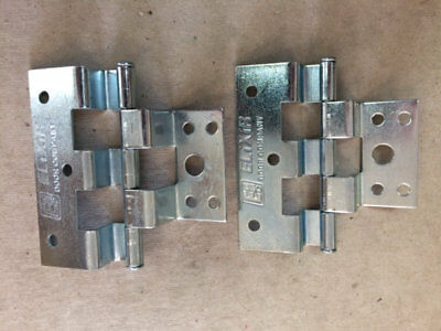 Mobile Home Parts 6 New Interior Door Hinges Polished Brass 999