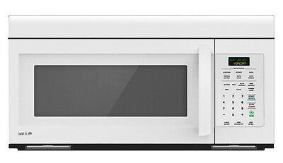 LG LMV1683SW - 1.6 Cu Ft Smooth White Over The Range Microwave Oven