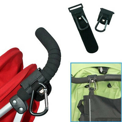 Baby Hook Stroller Accessories Pram Carrier Hooks For Baby Car Carriage Buggy