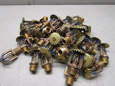 Central 2002 A Upright Fire Sprinkler Head 286F Lot of 42!